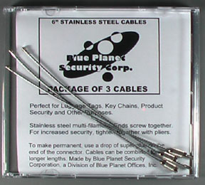 Stainless Steel Cables image